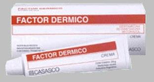 Factor Dérmico. Antibacteriano, antimicótico y antiinflamatorio de ...